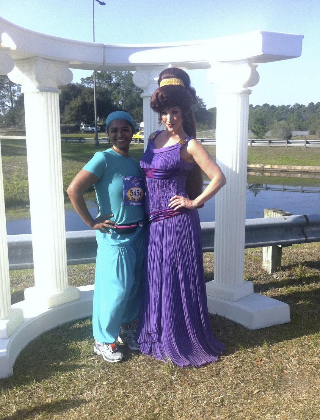 Megara & Me