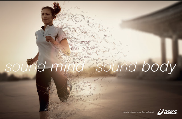 Source: Asics Brand Campaign
