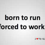 When work interferes with running