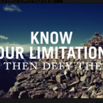 Challenge Your Limitations