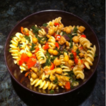 Kale and Chickpeas Pasta – Thank you Pinterest