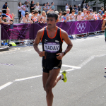 My Amazing Runner Pick from the Olympic Marathon