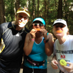 Wordless Wednesday – Group Fun for 20 miles