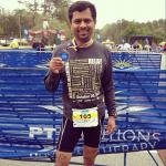 Our First Multisport Race – A Duathlon