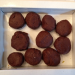 Chocolate Fudge Balls – Borrowed Recipe