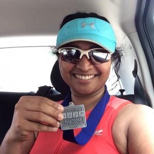 Allatoona Sprint Triathlon - Done