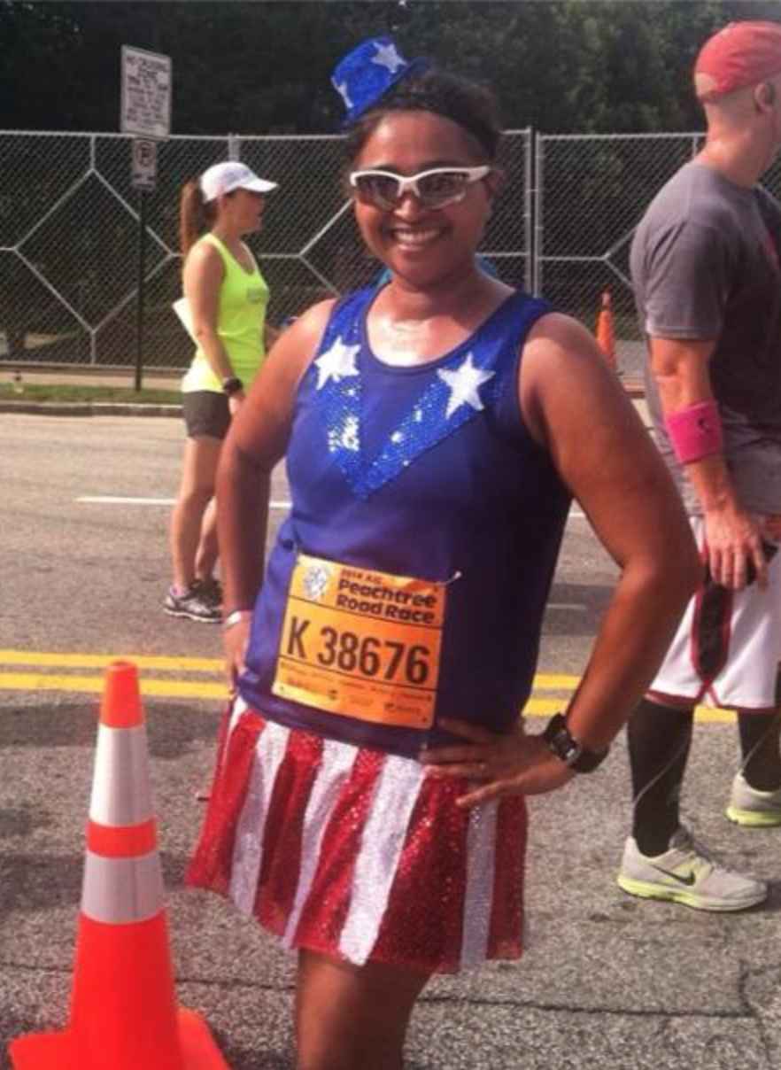 Peachtree Road Race 2014 – Race Report