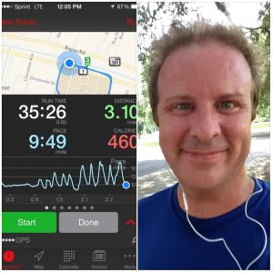 Brian Heck - First the bad: it was 90 deg with 70% humidity (99 heat index). This was my 5th run back since I took a 2 month break to rest my feet. Didn't go too well. But I wanted to run for my best friend who can't run at all right now. The good: I finished. I didn't die. Best friends are amazing! Time for a beer. ‪#‎IRacedA5K‬