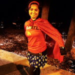Halloween Running Costume