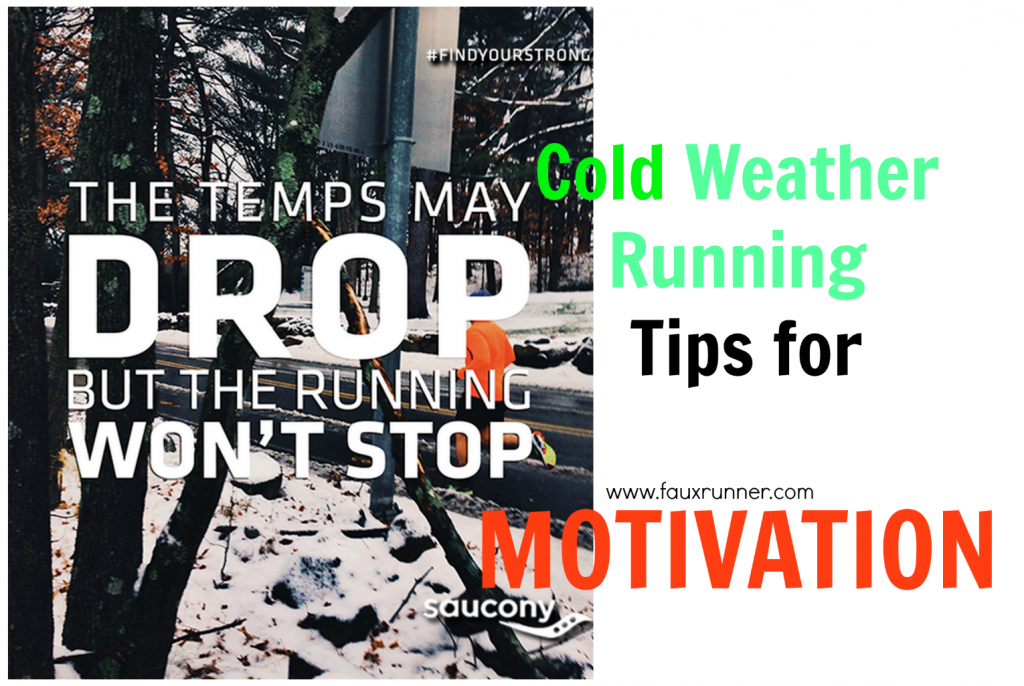 Cold Weather Running - Motivation