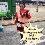 Atlanta Thanksgiving Half 2014
