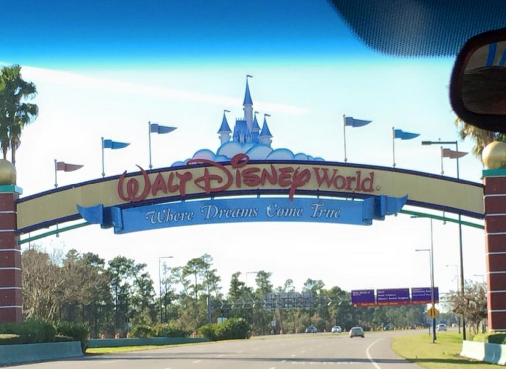 Entering the world is always magical every single time.