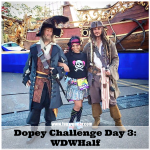 Dopey Challenge Race Report – Half Marathon
