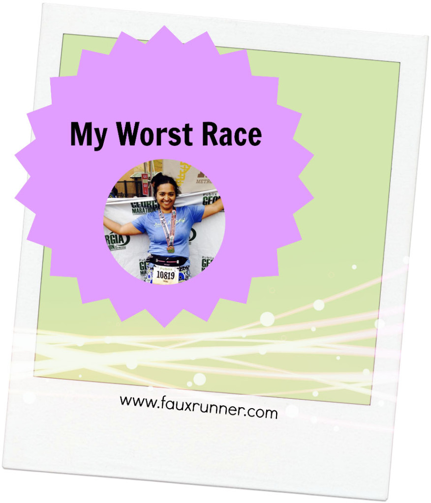 Worst Race