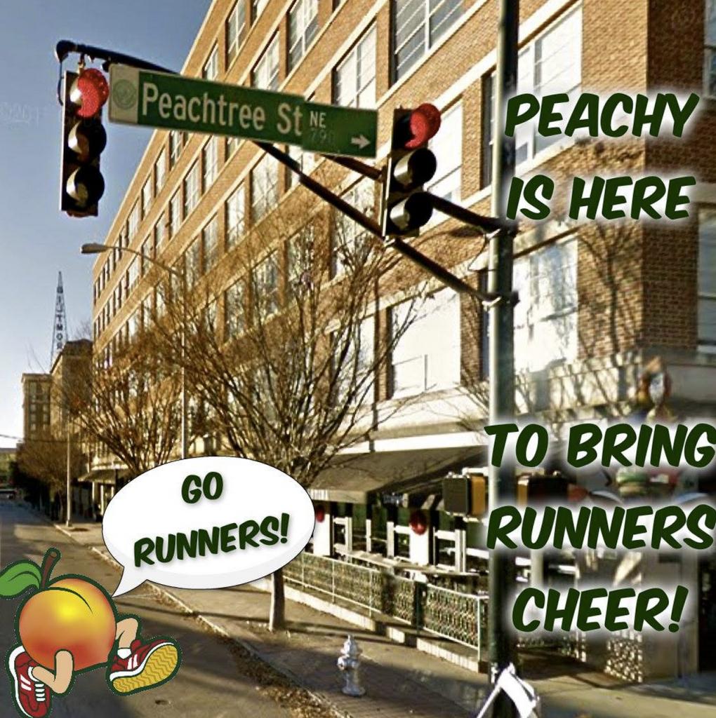 Big Peach Running Co.