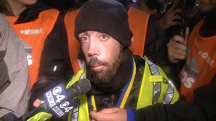 Muscular Dystrophy Boston Marathon