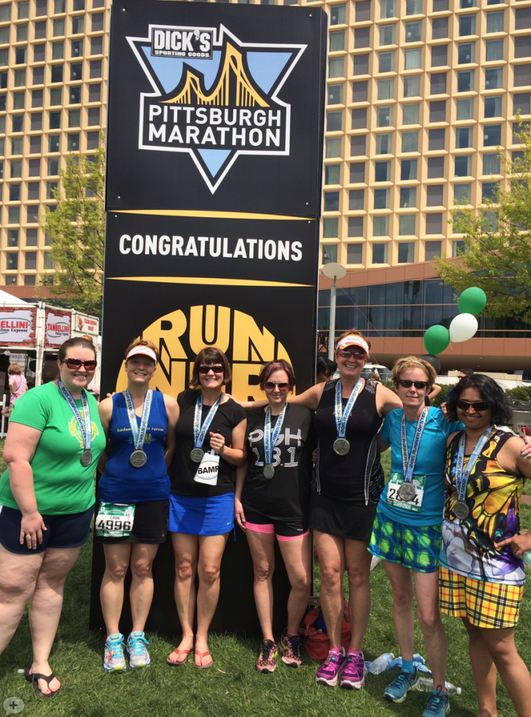 Pittsburg Half Marathon The BAMR Crew