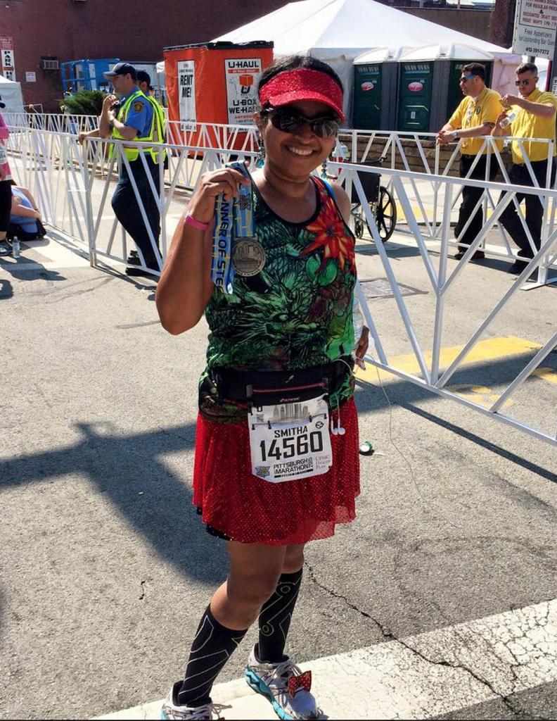 Pittsburg Half Marathon   - Medal