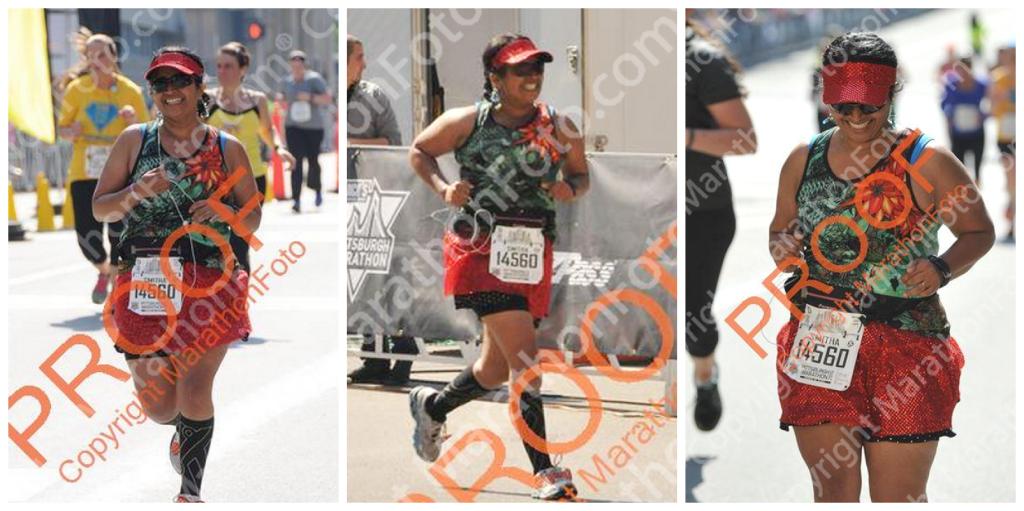 Pittsburg Half Marathon  - Pain