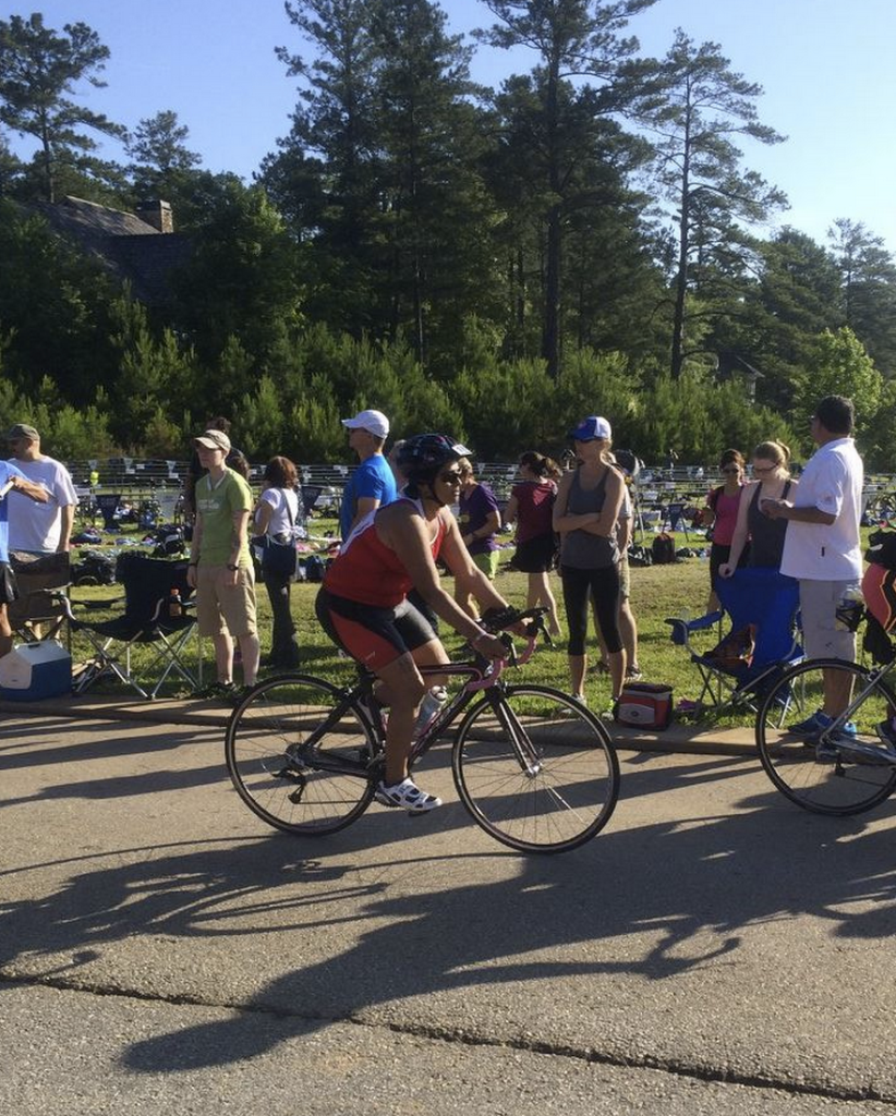Blalock Lakes Sprint Triathlon