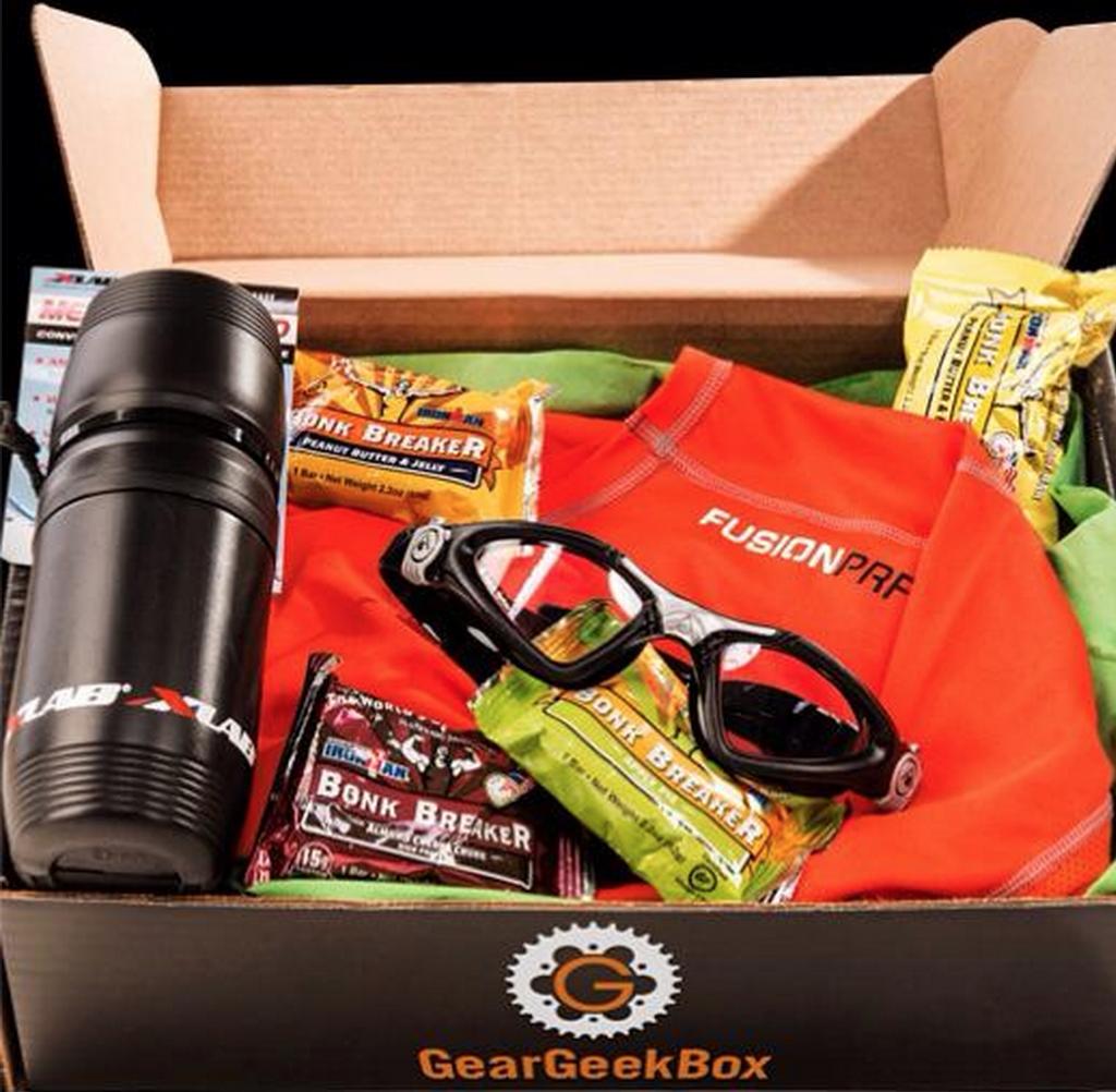 Gear Geek Box