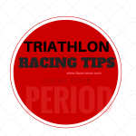 Racing a Triathlon. With a Period.