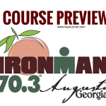Ironman 70.3 Augusta Course Preview