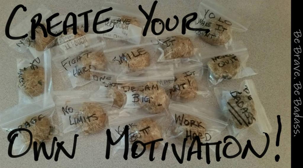 Bike Nutrition Balls