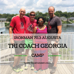 Ironman 70.3 Augusta Training Camp