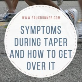 Symptoms during Taper and How to get over it