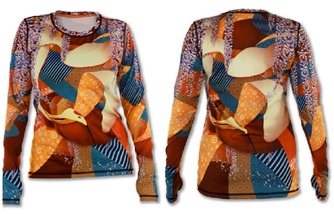 Ink n Burn Pullover with Thumbhole