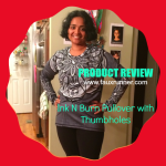 Ink n Burn Pullover with Thumbhole – Review