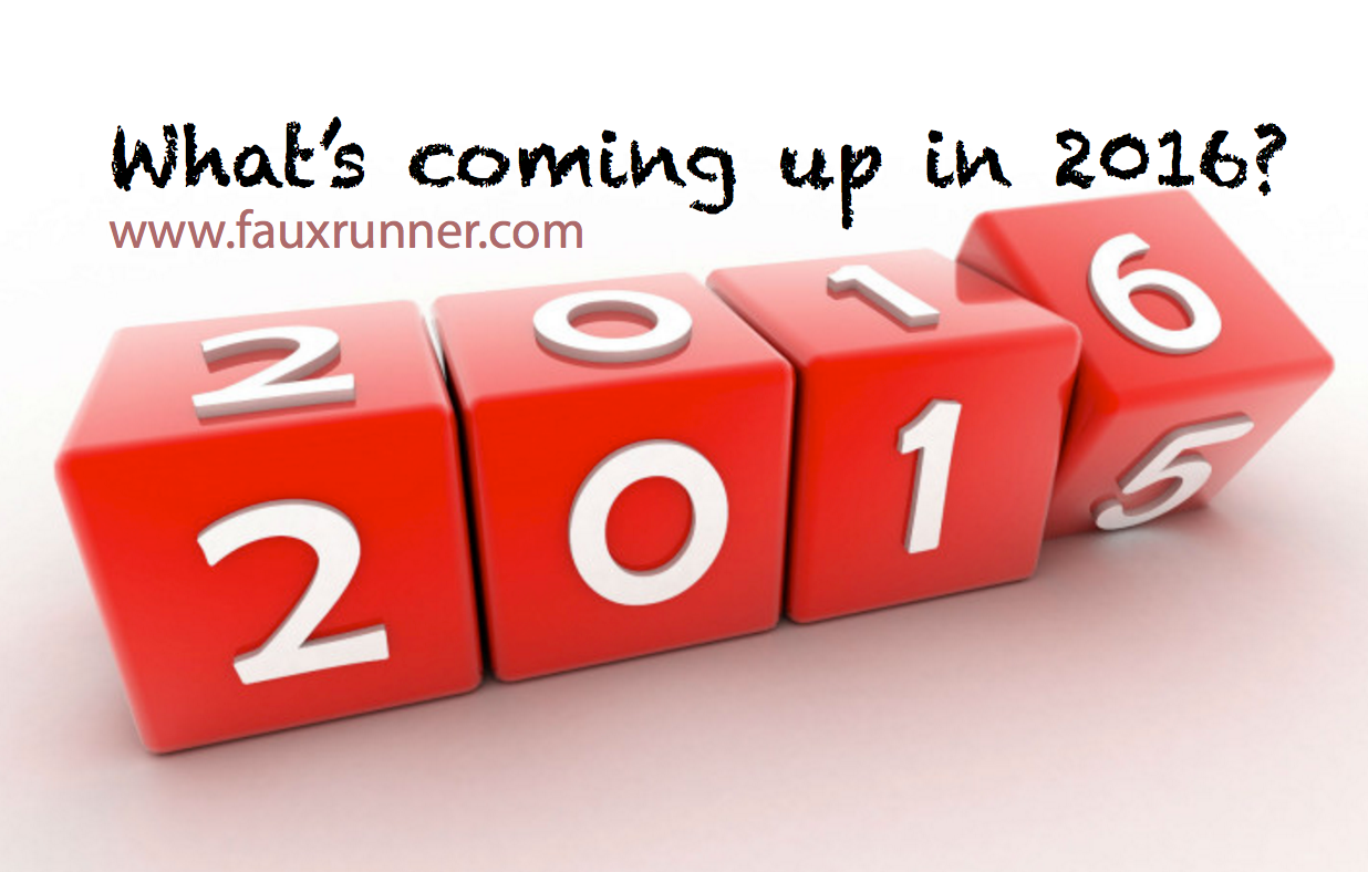 What's in 2016?