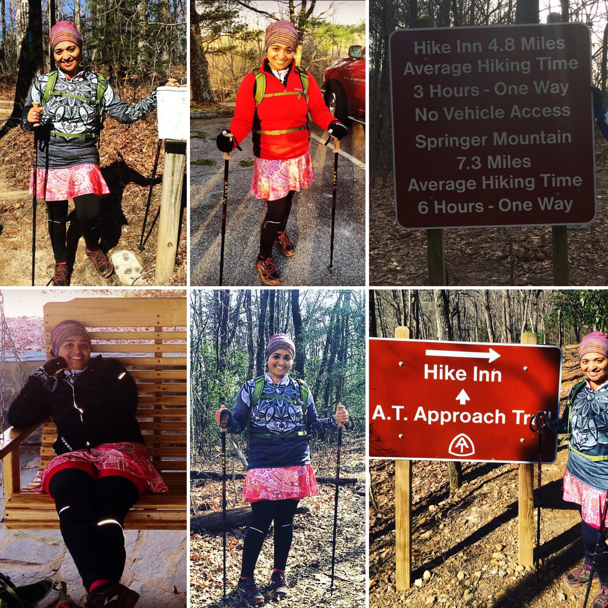 hiking the appalachian trail approach