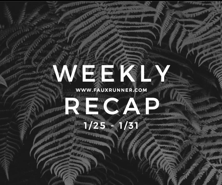 Let's Get Speedy: Weekly Recap