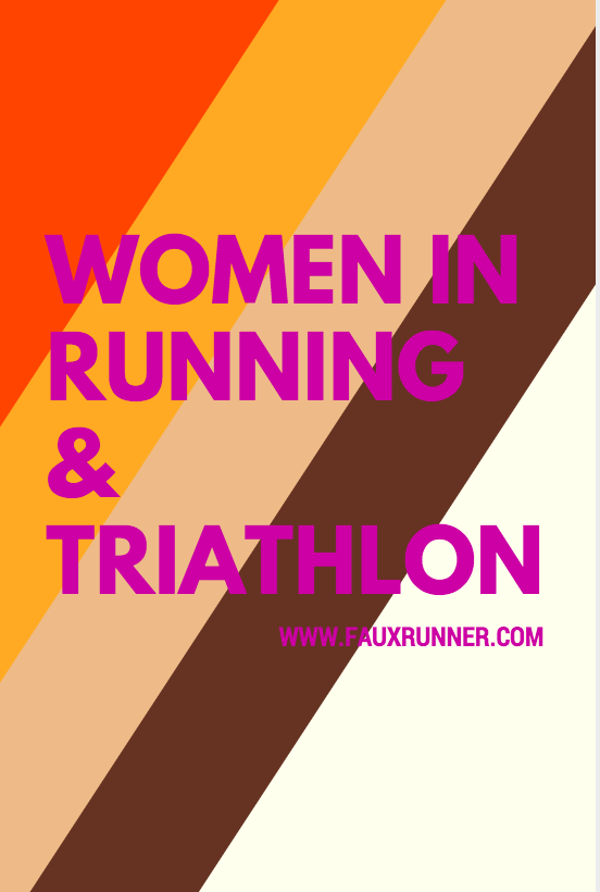 Women in Running and Triathlon: Friday Five