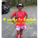 4 Weeks to London – Training Recap