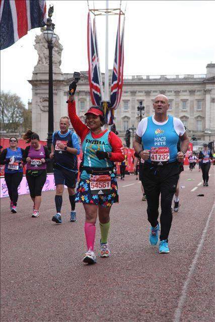 London Marathon Race Report