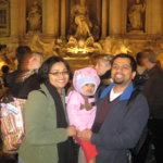 Roma – day 1; The loss of the Ergo, Trevi Fountain and Oven Pizza