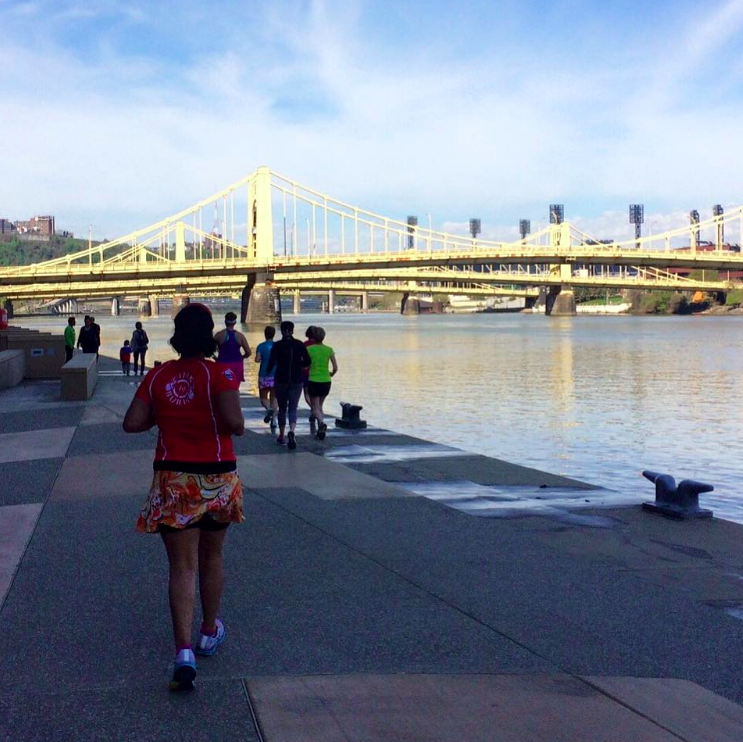 Running in Pittsburgh