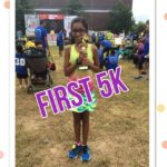 Miss FauxRunner's First 5k Race