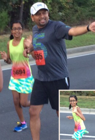 First official 5k