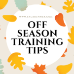 Off Season Training Tips