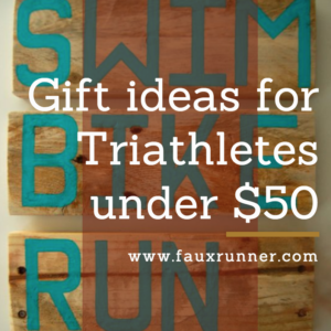 Gifts for Triathletes under $50