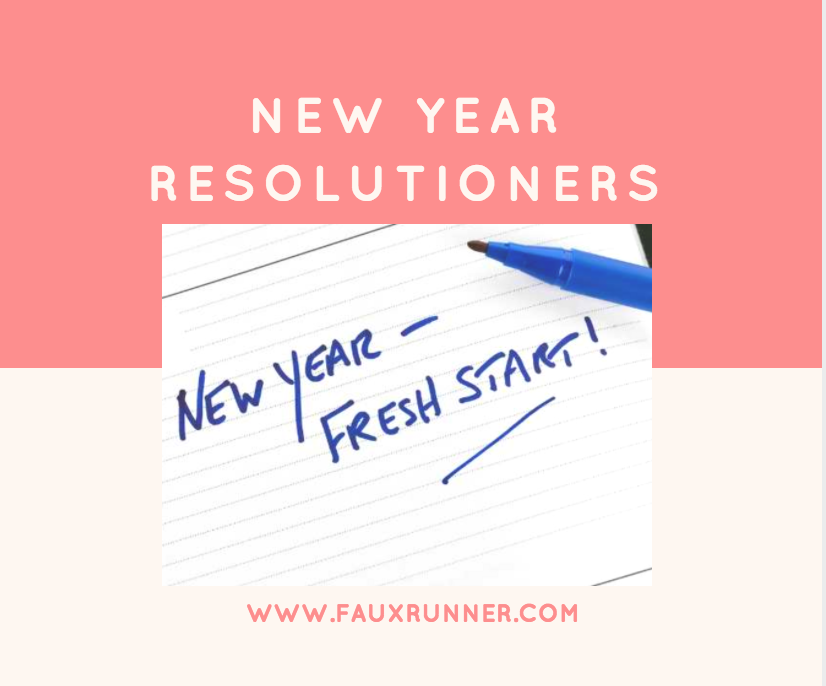 New Year Resolutioners
