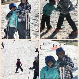 Our weekend ski trip – Cataloochee Ski Area