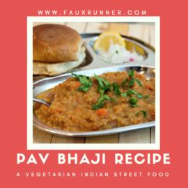 Pav Bhaji Recipe: Indian Street Food