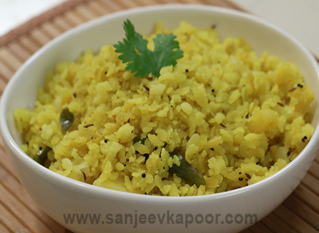 Poha in Instant Pot