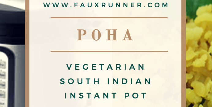 Poha/Avalakki (Vegetarian Indian) – Instant Pot Recipe