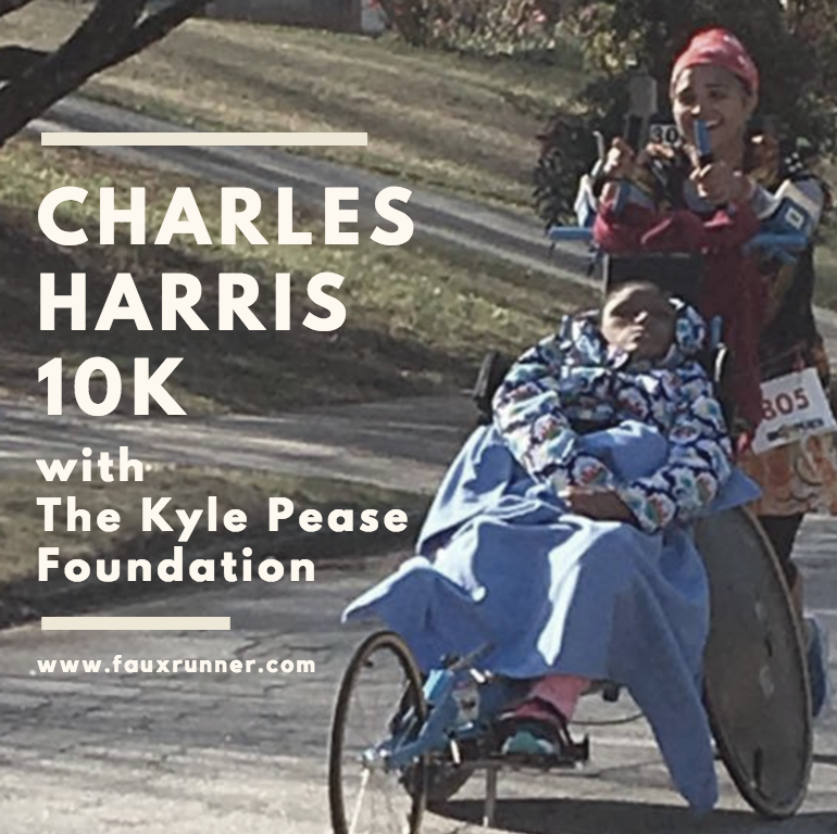 Charles Harris 10K  Kyle Pease Foundation